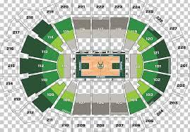 Bradley Center Detailed Seating Chart Wisconsin Entertainment And Sports Center Milwaukee Bucks