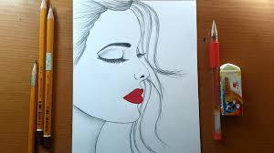 Ecco alcuni consigli che potrebbero tornarti utili nel disegnare personaggi disney facendo uso di una matita: Disegni Modo Semplice Per Disegnare Una Faccia Di Ragazza Disegno A Matita Draw A Girl Face Youtube