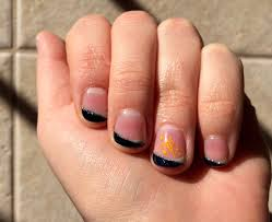 cozy nail design ideas for thick nail polish