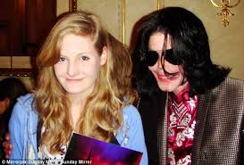 michael jackson wanted to marry year old harry potter actress  michael jackson s first choice for nuptials was harriet pictured the pop star
