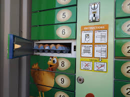 Egg Vending Machine Simple Products