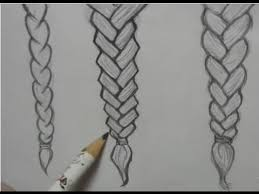 Treccia Drawing Tutorial Youtube