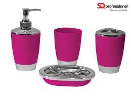 Purple Bathroom Accessories Set Bathroom Accessories Sets Mosaics And Accessories On Pinterest And