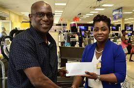 GBA gets support from COURTS Guyana Inc. - Guyana Chronicle