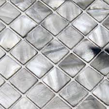 shell tiles 100 grey seashell mosaic mother of pearl tiles kitchen backsplash tile design bk012