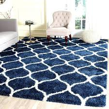 bright blue area rugs modern amazing rug dark navy trellis contemporary intended for popular furniture s bright color area rugs