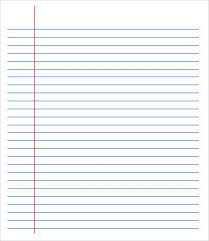 Lined Paper Pdf Awesome Print College Ruled Paper Colbroco