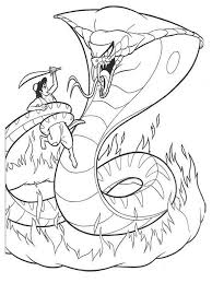 Small Picture Snakes Coloring Pages Free Printable Snake Coloring Pages For Kids