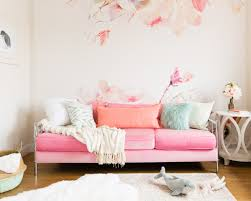 pink couches for bedrooms. Barefoot Blonde Pink Couch Couches For Bedrooms