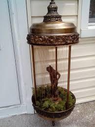reserve for fancy large vintage oil rain lamp by circuitvintage 150 00
