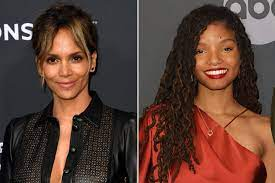 Halle Berry tweets to Halle Bailey amid ...
