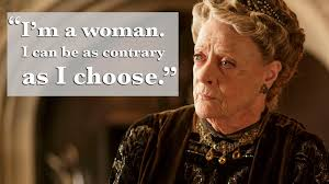 Dowager Countess Quotes Extraordinary Try Out The Best Putdowns From Downton Abbey's The Dowager Countess