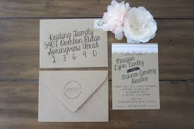 Make Your Invitation Beautiful Wedding Invitations You Can Make Yourself