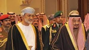 السلطان هيثم يلتقي الملك سلمان وولي عهده في السعودية بعد أيام والطريق  المشترك يهمش الإمارات | وطن يغرد خارج السرب