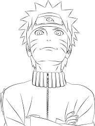Small Picture The Great Naruto Coloring Pages printable Pinterest Naruto