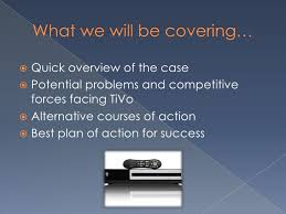 TiVo  quot TV your way  quot  Scribd Case Study  Why TiVo failed