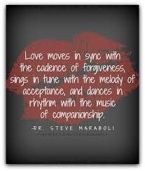 Companionship Quotes Amazing Love Forgiveness Acceptance Companionship Quote Love