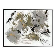 See more ideas about houston decor, houston, art prints. Black Gold 1 By Dan Houston Framed Canvas Wall Art World Market