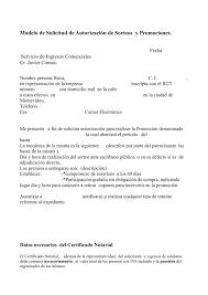 Formato De Carta De Solicitud Modelo Carta Solicitud Y Certificado