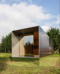 Small Picture MIMA Light A Prefab Minimalist Tiny House from Portugal