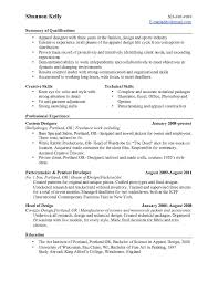 Professional Skills For Resume