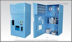 Ice Vending Machine Amazing Ice Cream Vending Machine Patents For Purchase