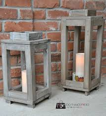 Small Picture 11 Rustic DIY Home Decor Projects The Budget Decorator