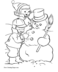 You've come to the right place! Christmas Coloring Pages