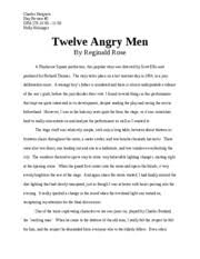 angry men essays 12 angry men essays