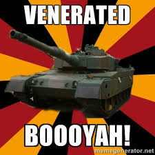 Venerated BOOOYAH! - http://memegenerator.net/The-Impudent-Tank3 ... via Relatably.com