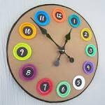 Часы своими руками в зал