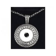 snap jewelry base necklace