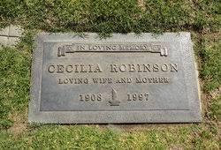 Cecilia Shapiro Robinson (1908-1997) - Find A Grave Memorial
