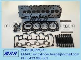 Complete Assembled Cylinder Head Kit - Toyota Hiace Hilux 5L 5LE 3.0 ...