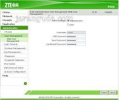 Find zte router passwords and usernames using this router password list for zte routers. Super Admin Zte Zxhn F609 Cara Konfigurasi Modem Bekas Indihome Zte F609 Sebagai Zte F609 Memang Menyediakan Paket Lengkap Dalam Satu Router Maka Dimanapun Kamu Berada Penggunaan Router Wifi