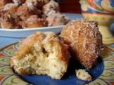applesauce donut drops