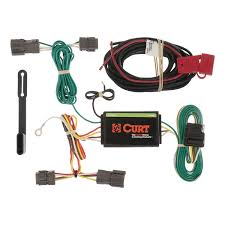 amazon com curt 56163 custom wiring harness automotive 2016 kia sorento trailer wiring harness at Kia Sorento Trailer Wiring Harness