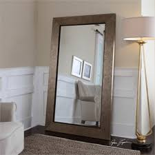 Oversized Floor and Leaner Mirrors