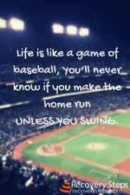 Baseball Quotes About Life