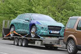 2018 jaguar crossover. modren 2018 2018 jaguar ipace in production guise  intended jaguar crossover
