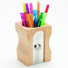 company tidy office. Wooden Giant Pencil Sharpener Desk Tidy Company Office
