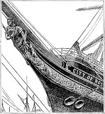 Figurehead Of Ship An Ornamental Figure