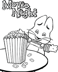 Max And Ruby Coloring Pages Gallery Free Coloring Books
