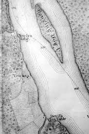 tragedy at neely s landing the burning of the steamer stonewall 1865 river map