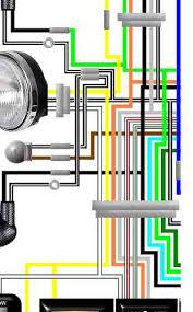 suzuki gs400 gs425 gs450 laminated wiring circuit loom diagram suzuki gs425n gs425en 1979 uk spec colour wiring diagram