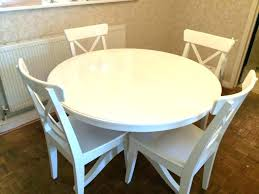 glass round dining table ikea round dining table dining room table round best gallery of tables