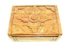 fl designed crafts balinese art wooden jewelry box wooden ornaments home decor