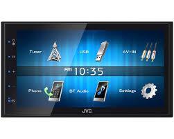 Mike Vision Ltd - <b>JVC KW-M24BT</b> 2-DIN AV Receiver €299.95 ...