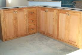 staining unfinished kitchen cabinets l shaped unfinished kitchen cabinet doors paint or stain unfinished kitchen cabinets