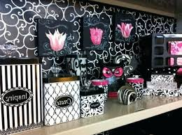 cubicle office decor pink. Cute Cubicle Decor Ideas Photo 5 Of Decorating Decoration Office . Pink E